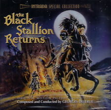 The Black Stallion Returns - OST Intrada | Georges Delerue | CD NEU