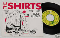 "THE SHIRTS:7""-ORIGINAL PROGRESSIVE 1978 1° PRESS ITALY"