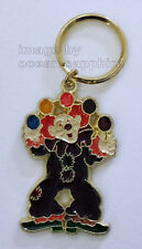 CLOWN  Key Ring Keychain Key Chain NEW Great gift Colorful Fun