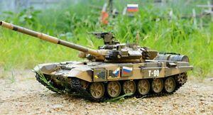 Heng long Radio Remote Controlled Tank T90  6.0S RC Tank 1:16 UK BB & IR UK