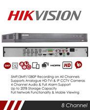 Hikvision DS-7208HUHI-K2 5MP 8 Channel TVI, DVR & NVR Tribrid CCTV Recorder