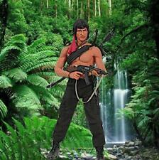 1/6 Rambo Diorama/Backdrop - For Hot Toys Rambo Sylvester Stallone Sideshow