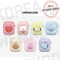 BT21 Baby Airpod Case Cover Skin 7types Official Authentic K-Pop Goods Merch