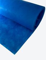 5m² Dekovlies Spinnvlies blau basteln bekleben nähen Dekoration Bastelvlies Deko