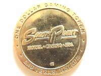 "Vintage Classic ""South Point"" Las Vegas, Nevada $1.00 Gaming Token"