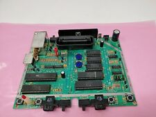 RARE! Atari 7800 Motherboard with Week 22 of 1984, Fully Socketed Tested & Works