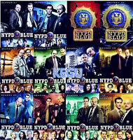 NYPD Blue The Complete Series DVD Seasons 1 Through 12 Brand New Sealed Set 1-12