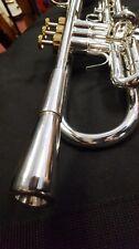 Berkeley Silver Bb Monette Style Trumpet W/DH2 Mouthpiece
