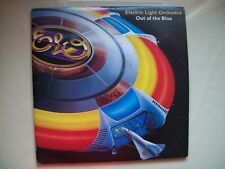 Electric Light Orchestra, * Out of the Blue, double vinyl album + poster