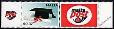 Malta 2012 Se-Tenant Graduation Unmounted Mint