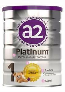 A2 Platinum Toddler Formula Stage 1 900g - a2新西兰进口原装婴幼儿配方奶粉1段0-6个月宝宝900g