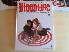 "EO VARANDA & ANGE 1997 ""BLOODLINE"" T1 Coul genre VATINE,MIGNOLA,FRANCQ,VAN HAMME"