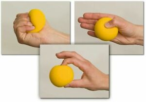 Russka® Hand Gymnastik Ball Handtrainer Fingertrainer Antistress Ball Knetball