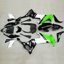 Motorcycle Fairing Bodywork Kit Panel Set Fit for Kawasaki Ninja ZX10R 2008-2010