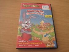 PC/MAC DVD-ROM - Lapin Malin Moyenne Section - 3-5 ans