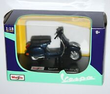 Maisto - VESPA P150X (1978) Blue - Model Scale 1:18