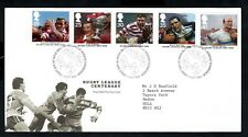 GB - 1995 Rugby League Centenary First Day Cover