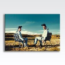 "BREAKING BAD CANVAS TV Series Poster Photo Print Wall Art 30""x20"" CANVAS"
