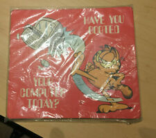 Vintage Garfield the cat mousepad new/unopened