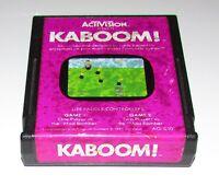 Kaboom! for Atari 2600 Activision Fast Shipping!