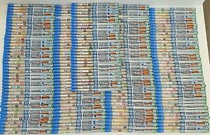 199 NEW Vintage SMENCILS Gourmet Scented Pencils 10 DIFFERENT SCENTS Lot