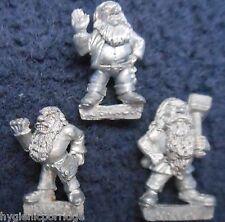 1986 ADD32 Dwarf Villager Advanced Dungeons & Dragons Citadel AD&D Townsfolk GW