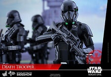 Hot Toys Star Wars Rogue One Story Death Trooper 1/6 Scale Figure MISB In Stock