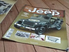 HACHETTE JEEP WILLYS 1 / 8 FACICULES UNIQUEMENT NO ALTAYA  POCHER ISSUES ONLY