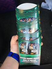 VINTAGE Burger King Star Wars Choose Your Destiny Fry Carton Gamepiece 2005 ROTS