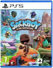 Sackboy: A Big Adventure + DLC (PS5 PlayStation 5) (NEU & OVP) (Blitzversand)