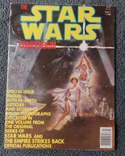 The Star Wars Compendium Magazine Issue 3 1982