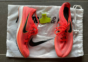 Nike ZoomX Dragonfly Track and Field Spikes Size US9