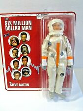 Rare Bif Bang Pow Six Million Dollar Man Steve Austin Astronaut Action Figure