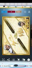 Topps SKATE Stone/Pacioretty ICONIC Gold Label Box 2021 Gold Dual Signature