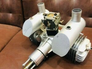 DLE111 DLE 111 cc Twin Cylinder Gasoline Airplane Engine 100
