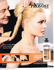 PUBLICITE ADVERTISING 065  2014  FRANCK PROVOST  coiffeur