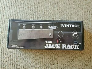 "Pluginz Friedman The Jack Rack ""The Vintage"" Guitar Amp Style Key Holder"