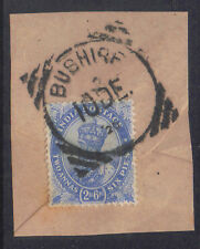India used abroad Bushire Camp 1913 2a6p ultramarine sg Z232 used 10DE20