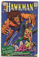 Hawkman 21 GD+  DC Comics CBX1D