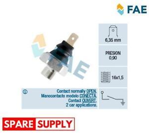 OIL PRESSURE SWITCH FOR SEAT FAE 12935