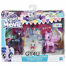 My Little Pony The Movie Friendship Festival Foes 3 Pack Tempest Shadow Twilight