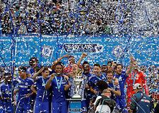 Chelsea Football Team Photographs