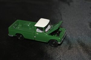 JL 1965 INTERNATIONAL SCOUT 1200 PICKUP TRUCK RUBBER TIRE LIMITED EDITION