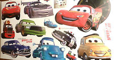 disney cars mcqueen large wall sticker decal children/kids bedroom mural