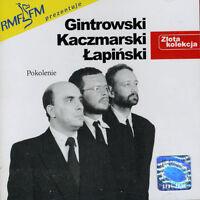 Gintrowski/Kaczmarski/Lapinski - Zlota Kolekcja [New CD]