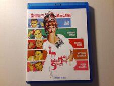 Woman Times Seven (Blu-ray) Shirley MacLaine Vittorio De Sica Romance LIKE NEW