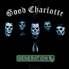 GOOD CHARLOTTE GENERATION RX DIGIPAK CD NEW