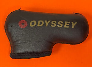 ODYSSEY Finger Blade PUTTER HEADCOVER Golf Club Cover Fit Black Series 8 Napa