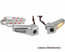 Accele SVC200 Dual Side mount Cameras with Side Marker LED L&R Blinkers Built in