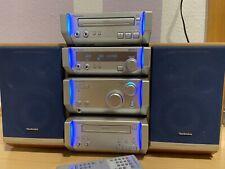 Technics SB/ST/SL/SE/RS-HD505 Stereo Anlage CD Kassette Tuner FM Radio Kompakt
